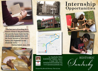 Using Graphic Design to tell the Stories of  Historic Sandusky