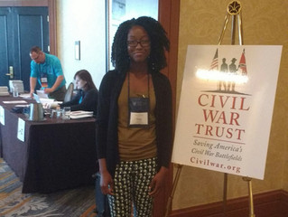 Civil War Trust's Teacher Institute