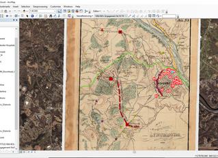 Using GIS to Visualize Lynchburg History