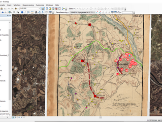 Using GIS to Visualize Lynchburg History
