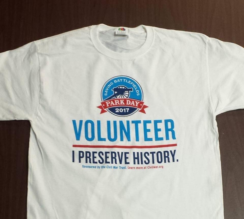 Park Day t-shirt