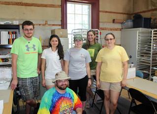 Field School 2015- Finding the Kitchen