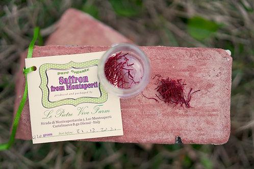 Montaperti saffron stems