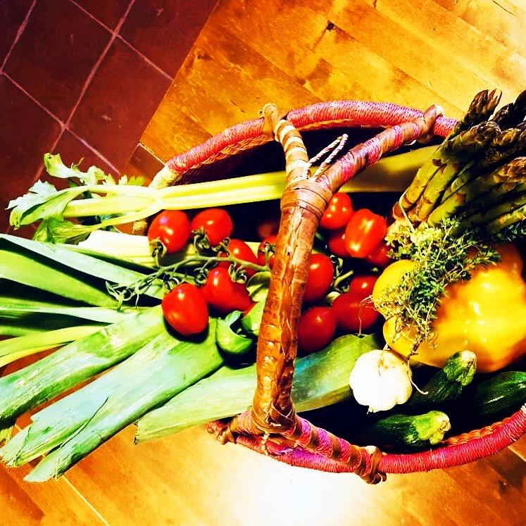 Vegetarian workshop
