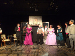 """A Christmas Carol"" at Rockwall Community Playhouse Showing Now!"