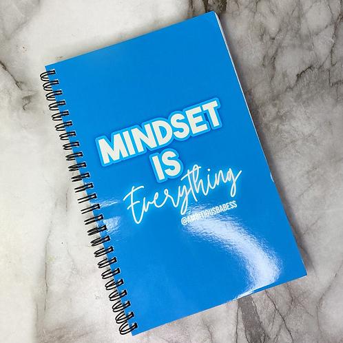 Mindset Notebook