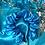Thumbnail: Blue Scrunchie Headband