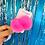 Thumbnail: Hot Pink Pom Poms