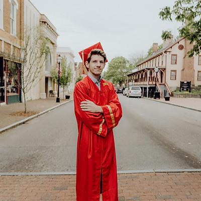 Kaleb Lowe Senior Photoshoot