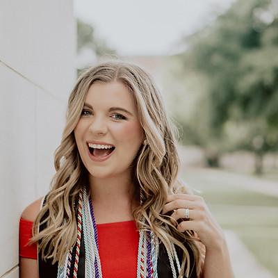Laurel Wenckowski Univ. of Alabama Graduation