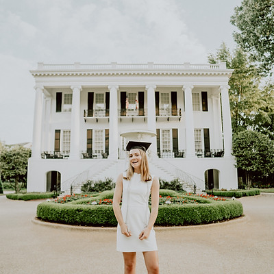 Mandy Martin Univ. of Alabama Graduation