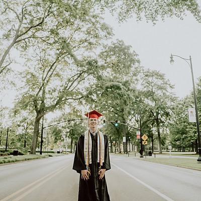 Matthew Cutler Univ. of Alabama Graduation