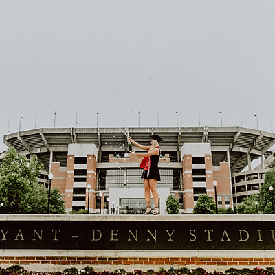 Emma Cary Univ. of Alabama Graduation