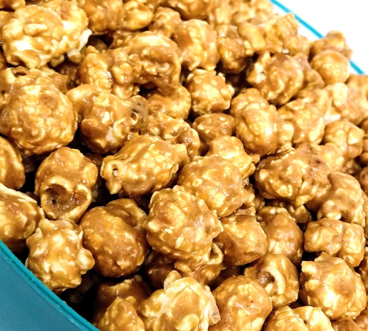 Buttered Caramel Corn