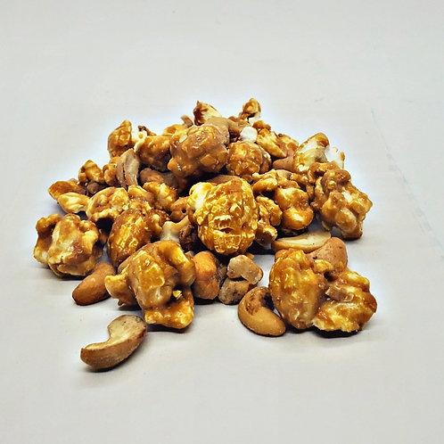 Buttered caramel Cashew Corn