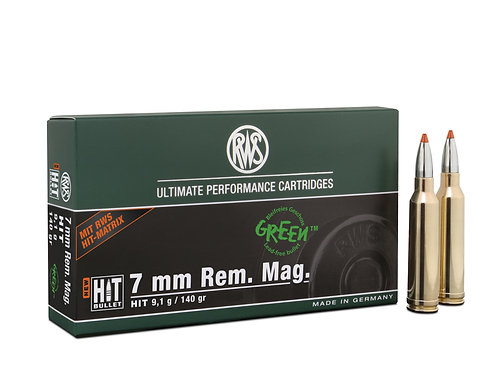 RWS 7mm Rem. Mag. HIT 9,1 gr.