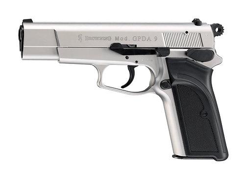 Browning GPDA 9 Gas-Signal Pistole vernickelt