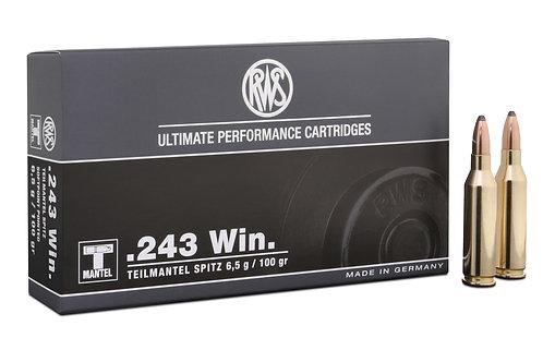 RWS .243 Win. TMS 6,5gr.