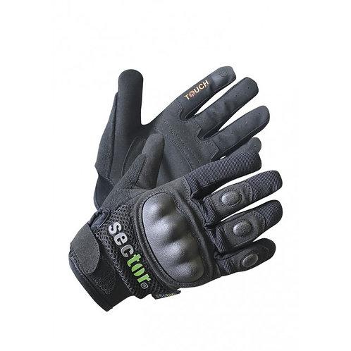 """sector Handschuh mit Protektoren """"Touch"""""""