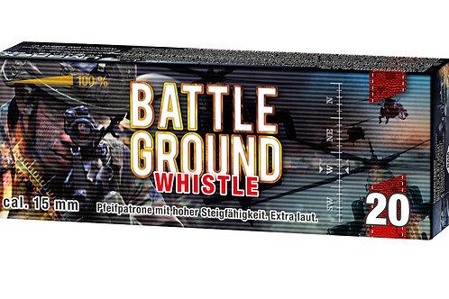 Battle Ground Whistle 20 Stk.