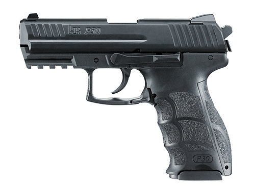 Heckler & Koch P30 Gas-Signal Pistole brüniert