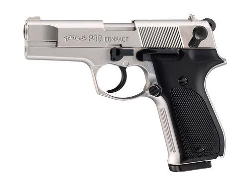Walther P88 vernickelt