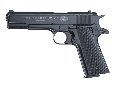 Colt Goverment 1911 A1 Gas-Signal Pistole brüniert
