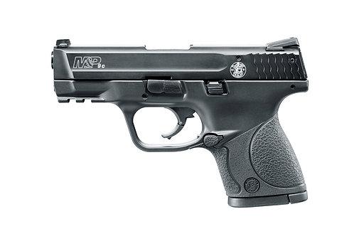 Smith&Wesson M&P9c Gas-Signal Pistole brüniert