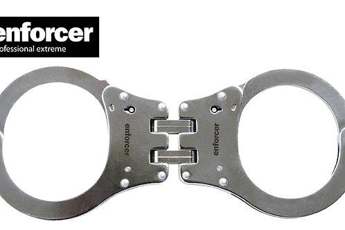 enforcer Edelstahl - Handfessel oversized