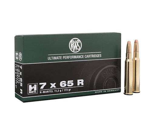 RWS 7x65R HMK 11,2 gr.