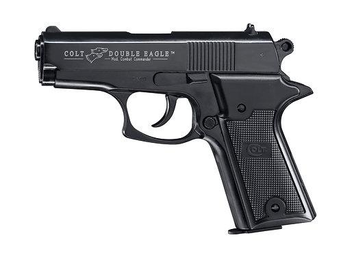 Colt Double Eagle Combat Commander Gas-Signal Pistole brüniert