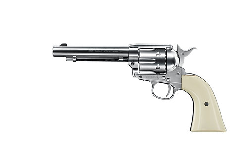 Colt SAA nickel 5,5'' Co2 - DIabolo
