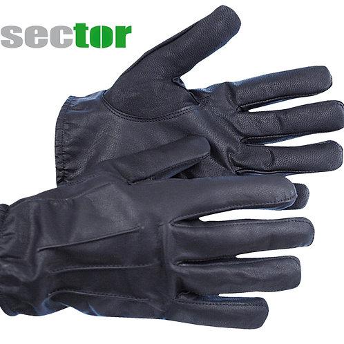sector Einsatzhandschuh von Polizei u. Security