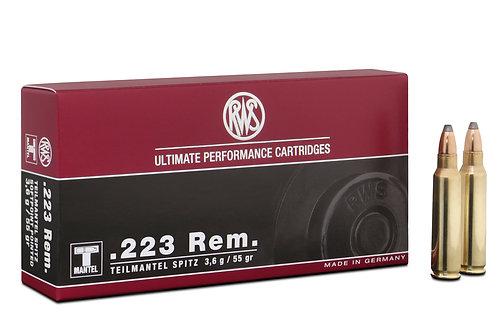 RWS .223 Rem. TMS 3,6gr.