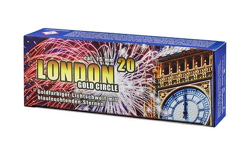 London Gold Circle 20 Stk.