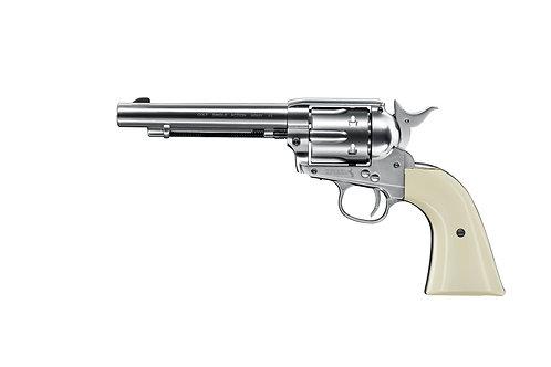 Colt SAA nickel 5,5'' Co2 - BB
