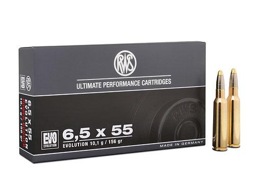RWS 6,5x55 SE Evolution 10,1 gr.