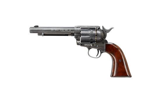 Colt SAA antique finish 5,5'' Co2 - BB