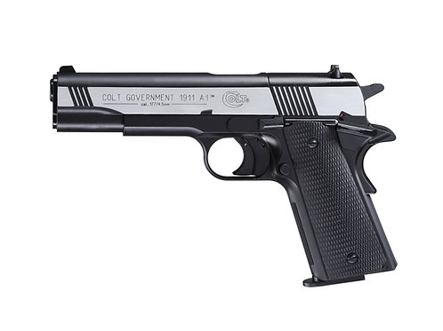 Colt Government 1911 A1 Dark Ops Co2