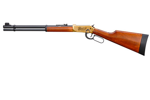 "Walther Lever Action ""Wells Fargo"" Gold Co2"