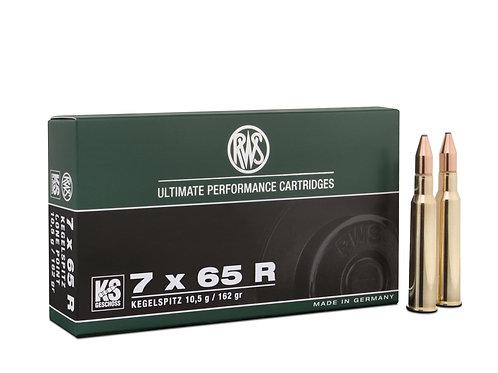 RWS 7x65R KS 10,5 gr.