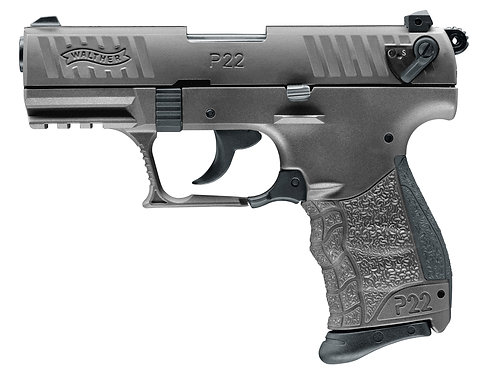 Walther P22Q Tungsten Gray