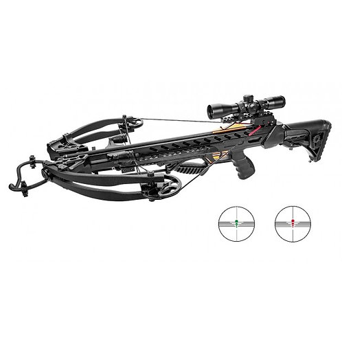 Compound Armbrust Frost Wolf black 175 lbs