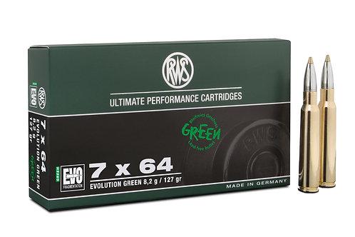 RWS 7x64 Evo Green 8,2 gr.