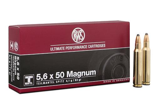 RWS 5,6 x 50 Magnum TMS 4,1gr.