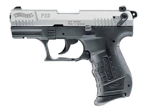 Walther P22 Bicolar