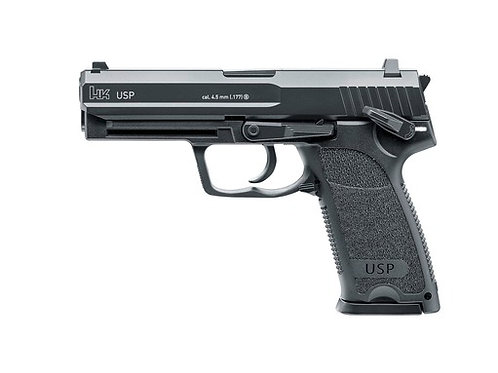 Heckler & Koch USP Blow Back Co2