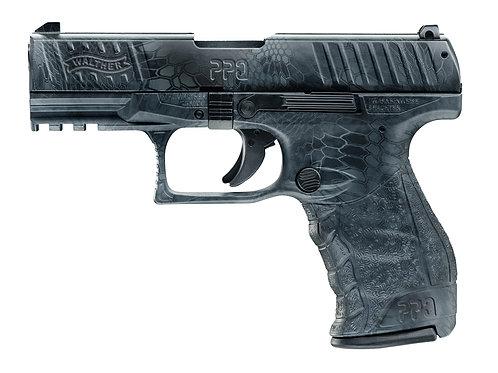 Walther PPQ M2 Kryptek Black