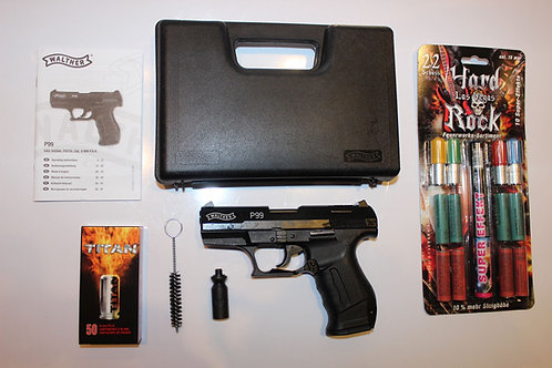 Walther P99 Silvester Set