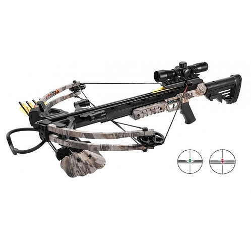Compound Armbrust Stalker camo 185 lbs